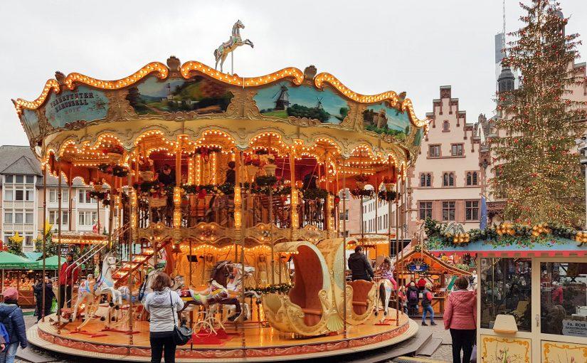 Francoforte – La magia dei mercatini di Natale