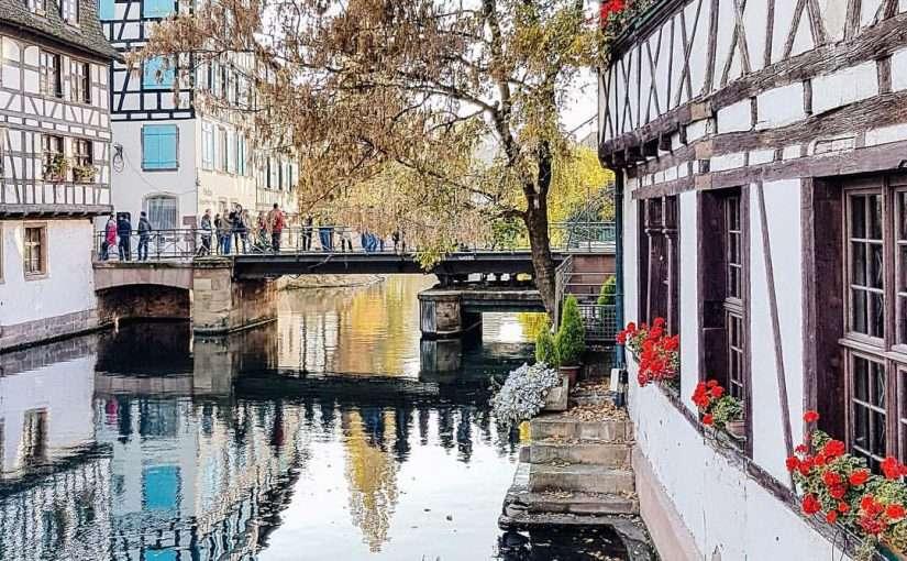 Strasburgo – meta ideale per un fine settimana