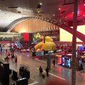 vista sull'Aeroporto Internazionale Hamad