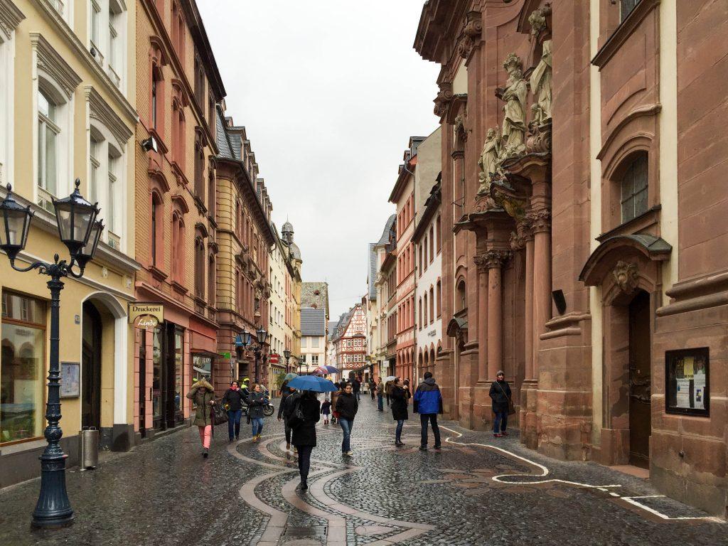 Kirschgarten Mainz - Magonza