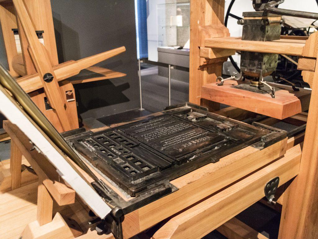 Gutenberg-Museum Mainz - Magonza