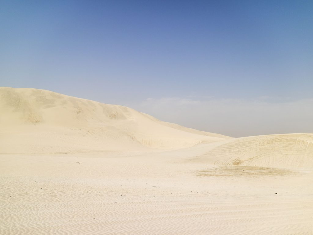 ESCURSIONE NEL DESERTO Doha - Qatar