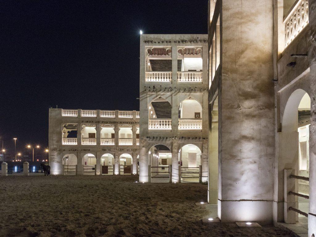 architettura SOUQ WAQIF Doha - Qatar