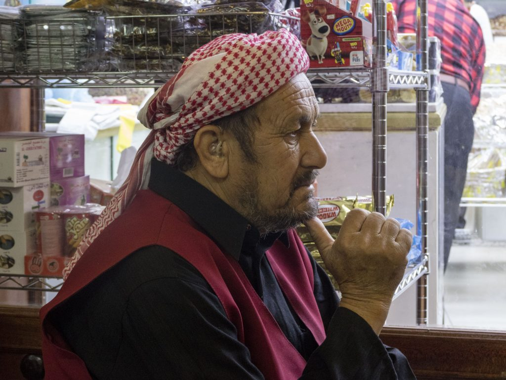 ritratto SOUQ WAQIF Doha - Qatar