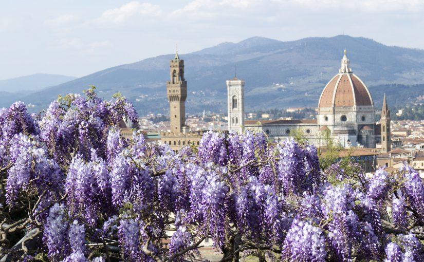 Il Giardino di Villa Bardini – un gioiello di Firenze
