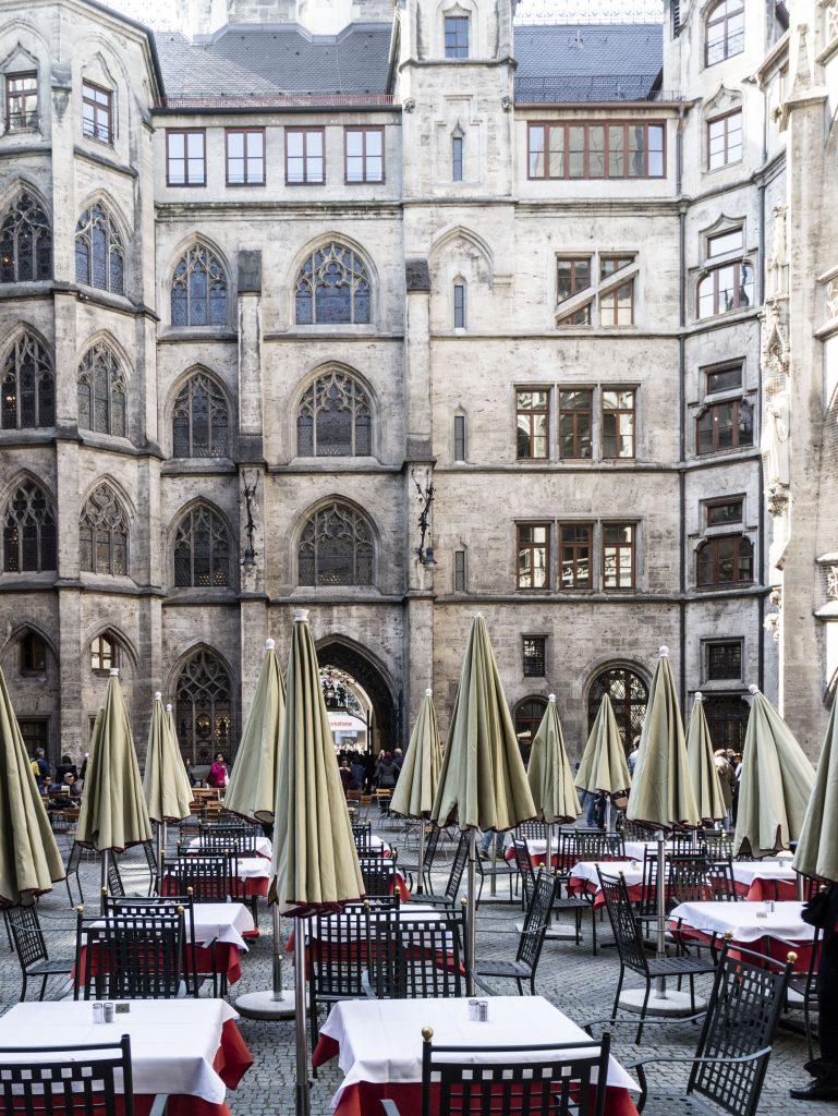 Monaco di Baviera - Munich Germania