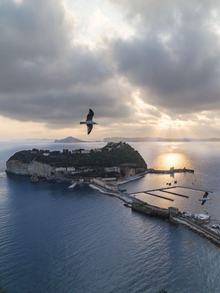 Isola di Nisida - Napoli - Parco del Virgiliano