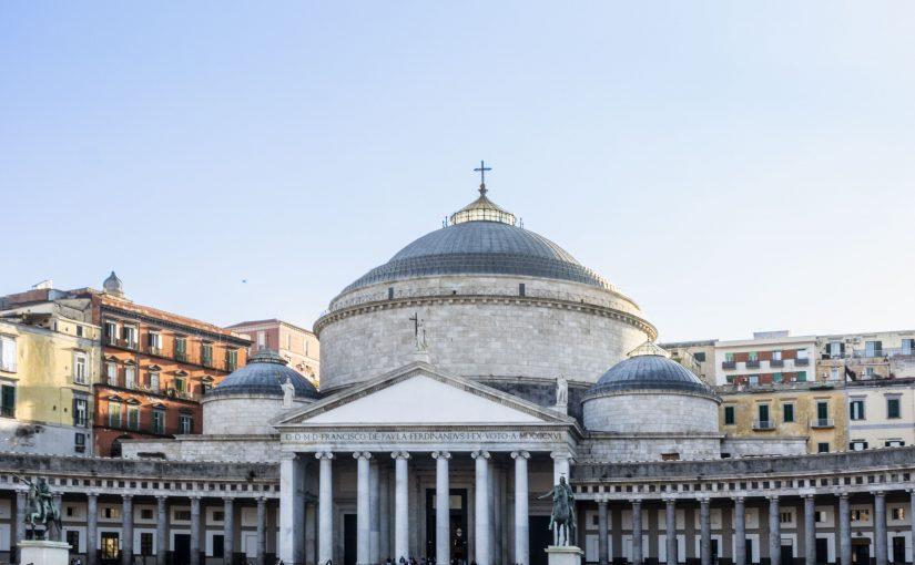 Napoli – La mia Pasqua napoletana