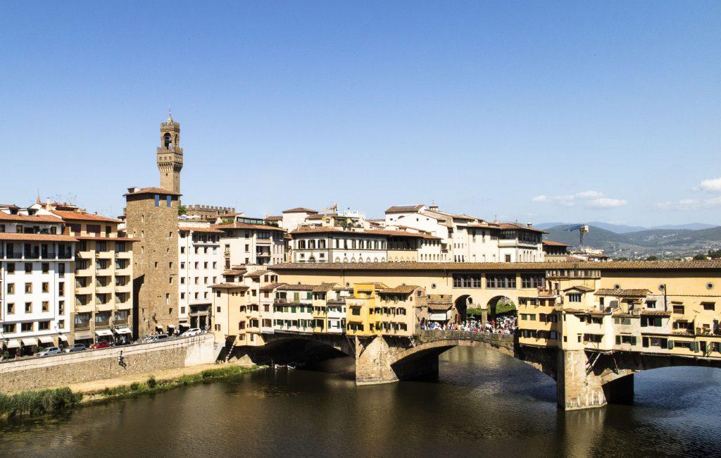 Firenze - Leica Experience all'Hotel Lungarno vista arno f