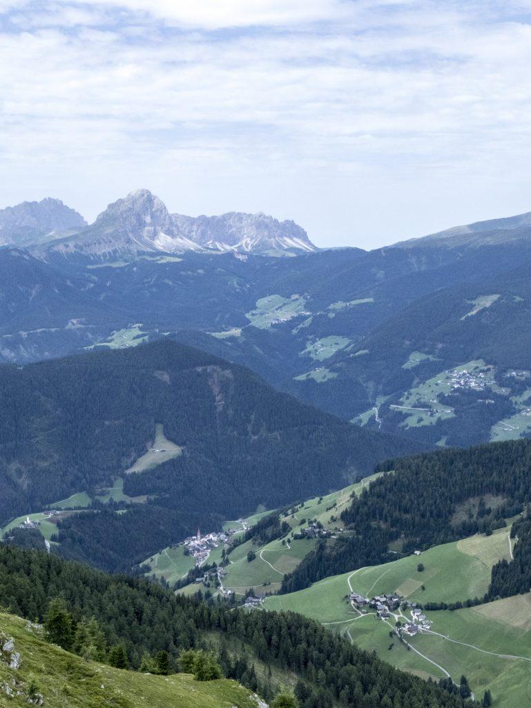 paesaggio kPlan de Corones- Kronplatz Dolomiti