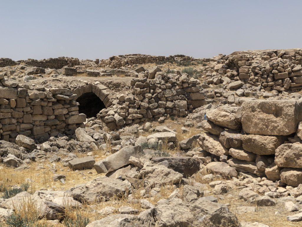 sito UNESCO Umm ar-Rasas Giordania