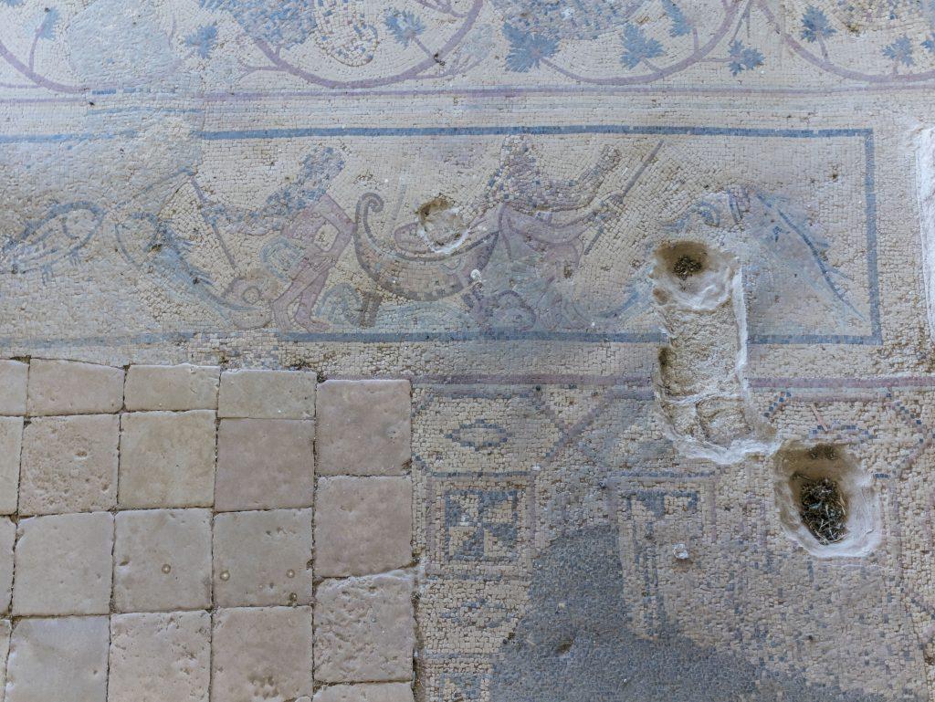 Chiesa San Giorgio Interno Mosaico