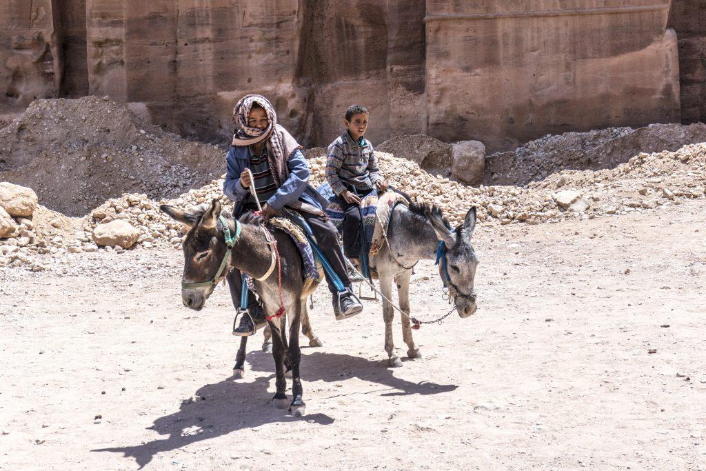 Petra e la sua gente