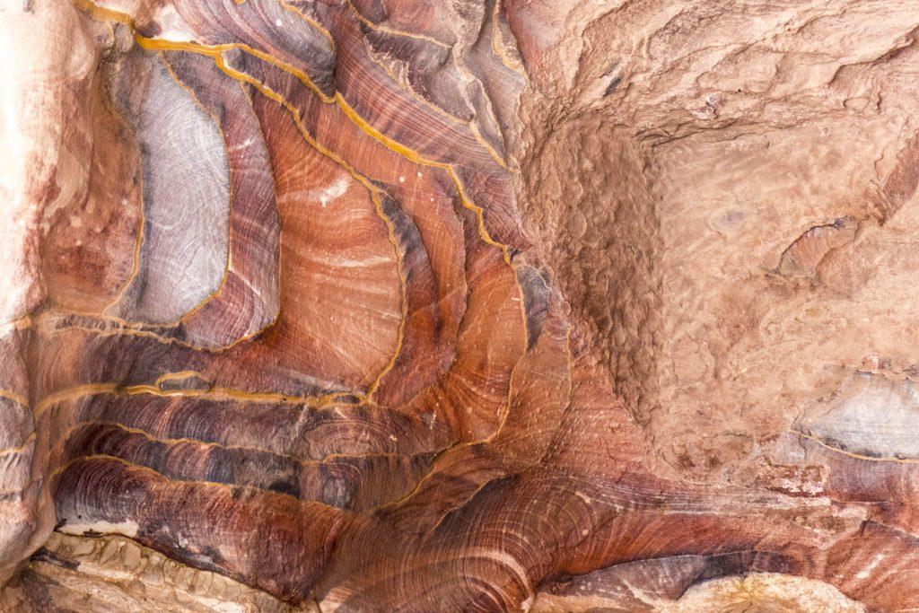 le rocce di Petra