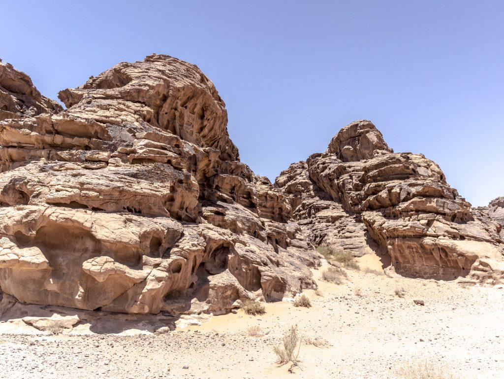 Wadi um paesaggio