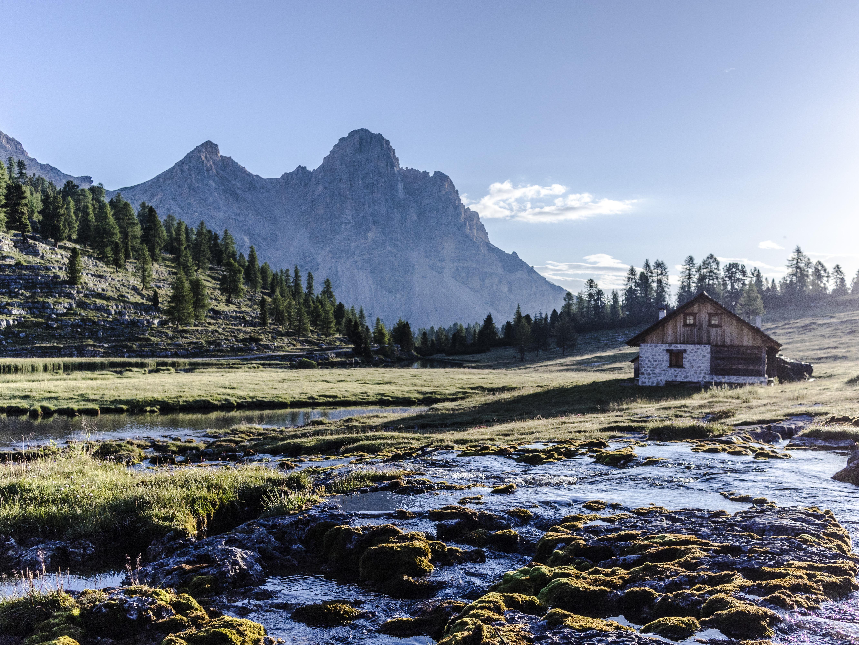 dolomiti Lago Verde - Alpe di Fanes