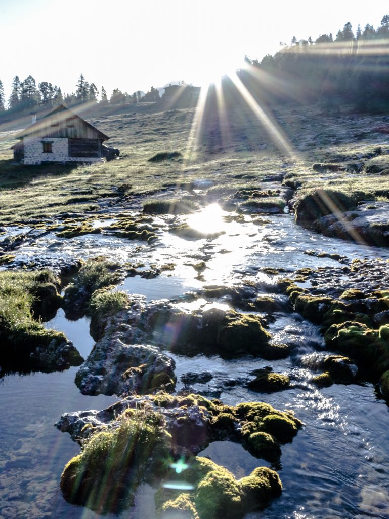 Lago Verde - Alpe di Fanes