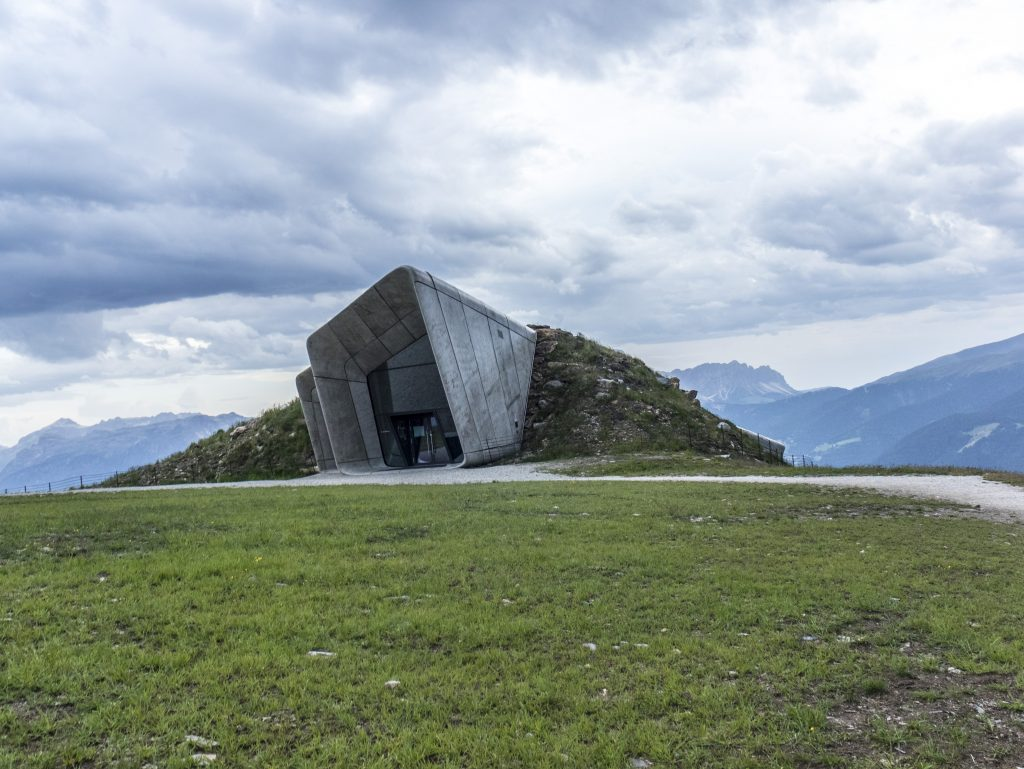 Messner Mountain Museum dolomiti