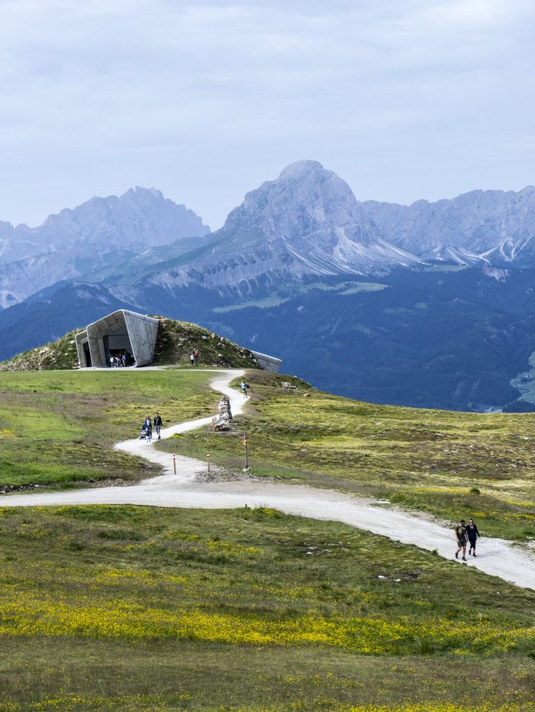 Messner Mountain Museum dolomiti