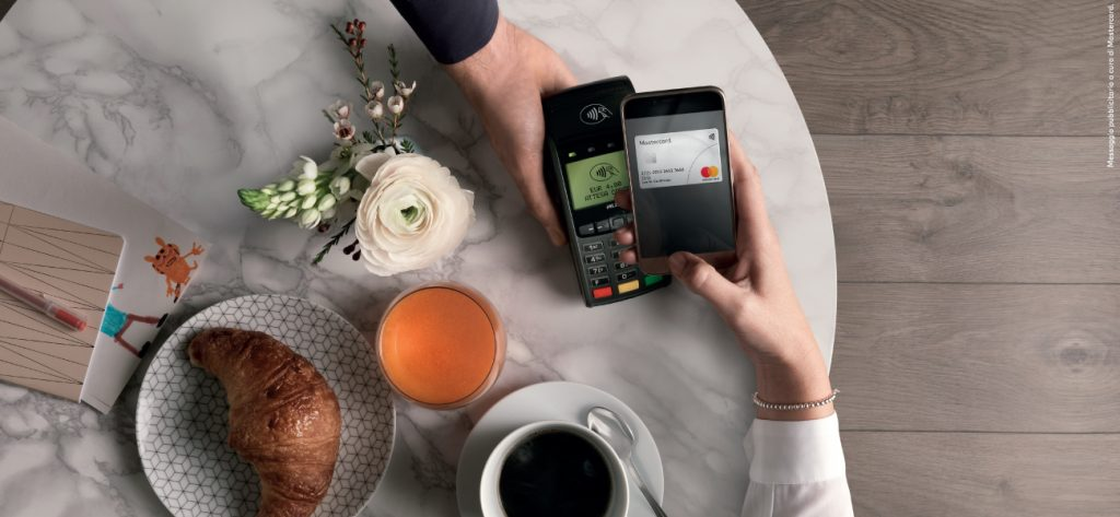 Metodi di pagamento mastercard