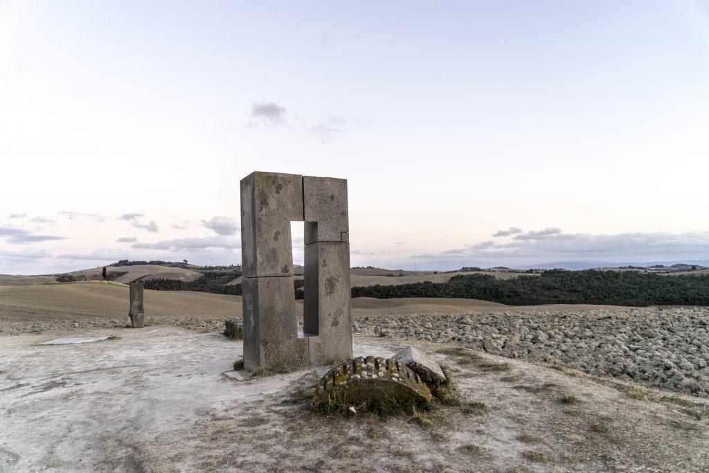 Crete Senesi - il Sito Transitorio