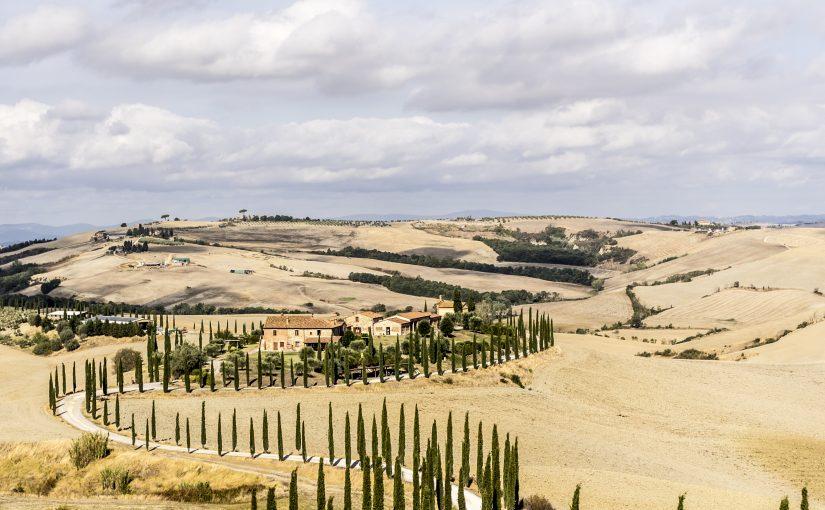 Toscana – alla scoperta di Asciano e delle Crete Senesi