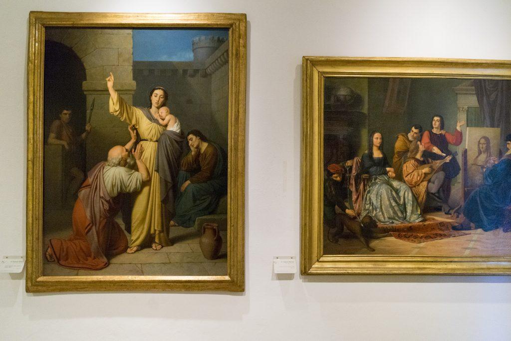 Museo Cassioli - Pittura senese dell'Ottocento