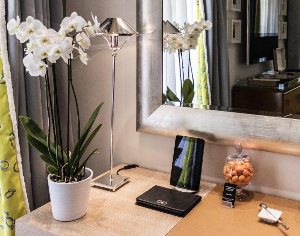 arredamento suite hotel portrait roma