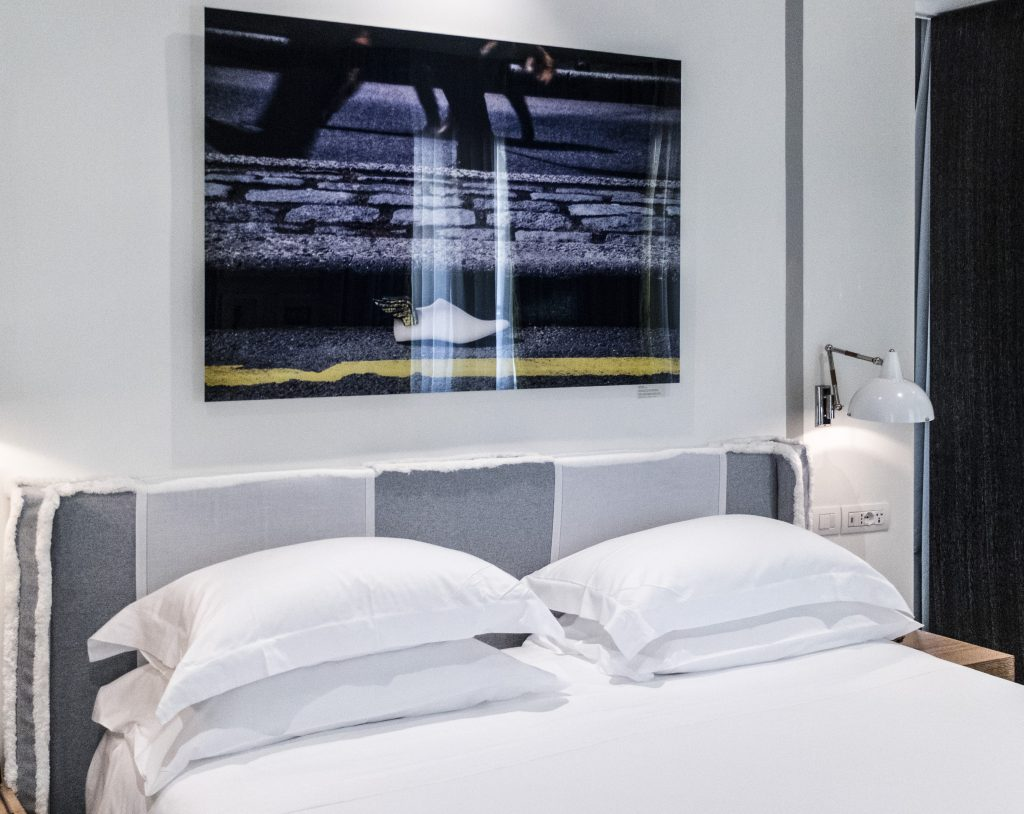 suite hotel portrait roma