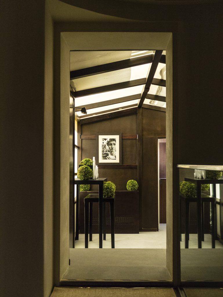 dettaglio design gallery hotel art