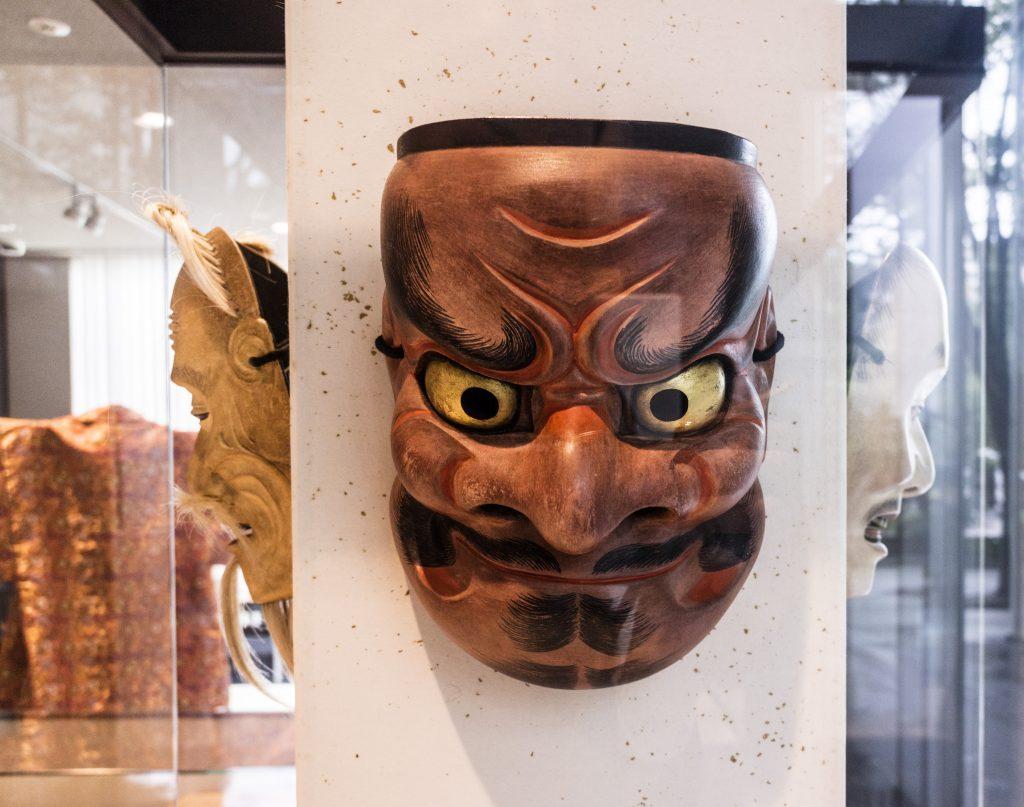 Kanazawa - Noh Museum