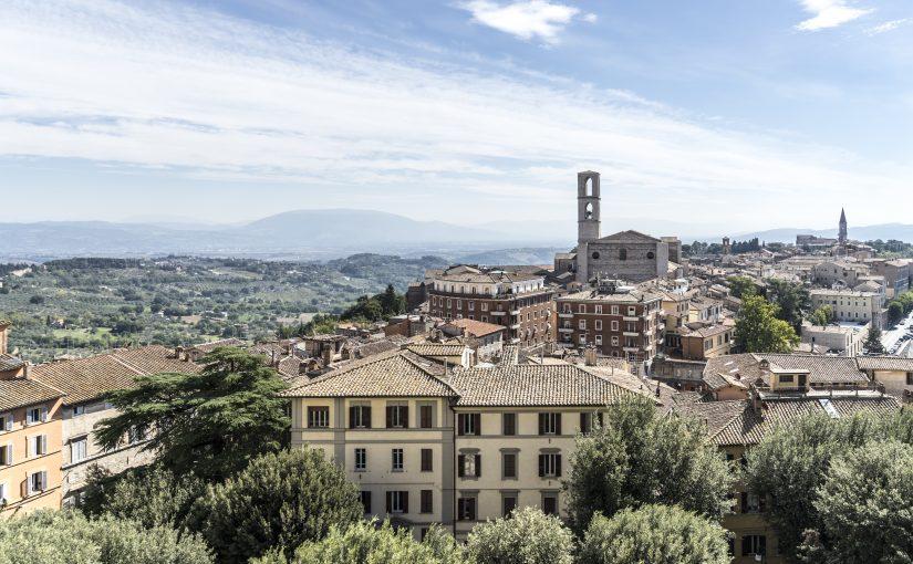 Perugia – un fine settimana dolcissimo