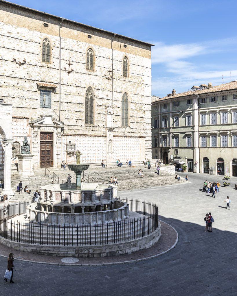 Perugia - il centro storico