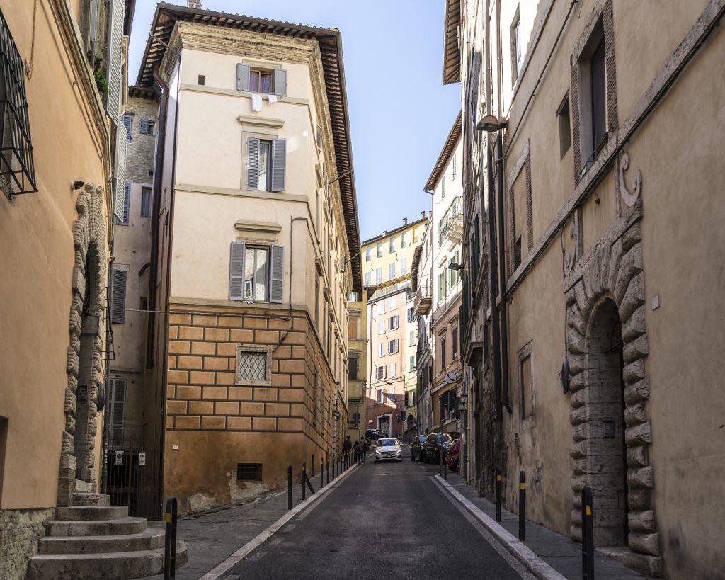 Perugia - un fine settimana dolcissimo