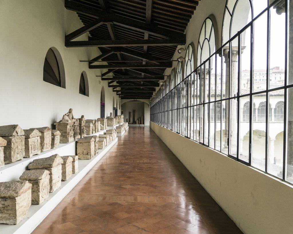 IL MUSEO ARCHEOLOGICO NAZIONALE UMBRO