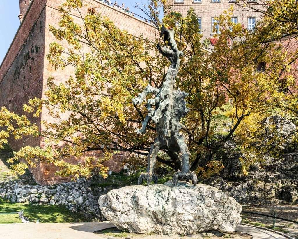 Cracovia - la leggenda del drago