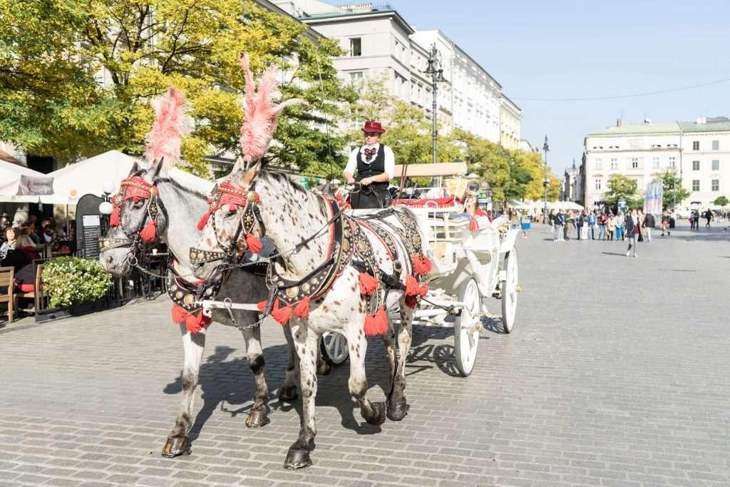 Cracovia - La città vecchia