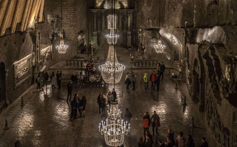 Cracovia – la miniera di sale di Wieliczka