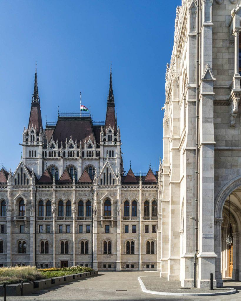 BUDAPEST - IL PARLAMENTO EUROPEO