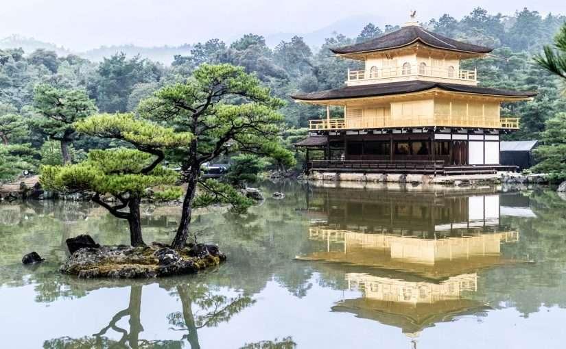 Kyoto – Kinkaku-ji e  Ryōan-ji