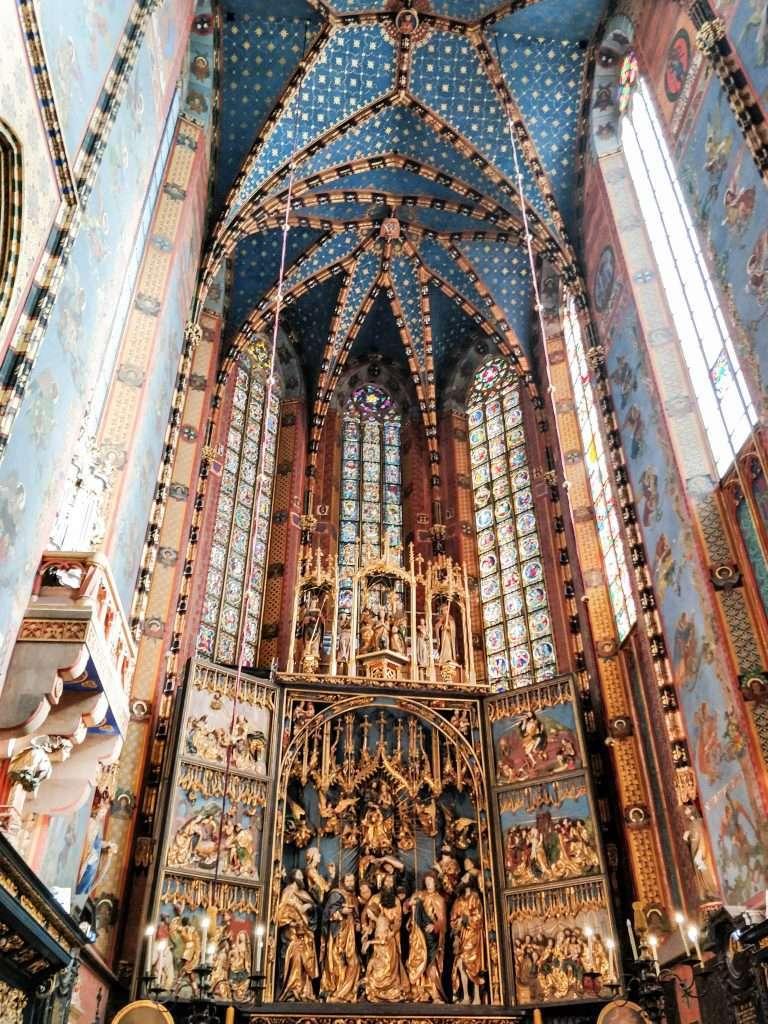 CRACOVIA – L'ALTARE DI WIT STWOSZ