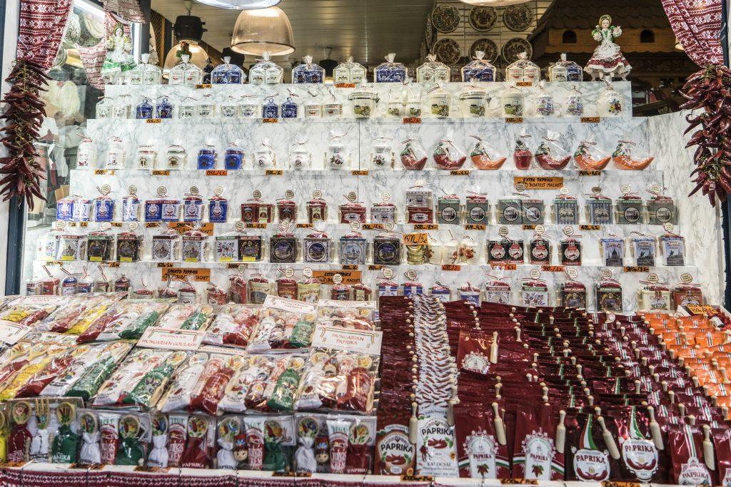 paprika BUDAPEST – DOVE MANGIARE I PIATTI TIPICI