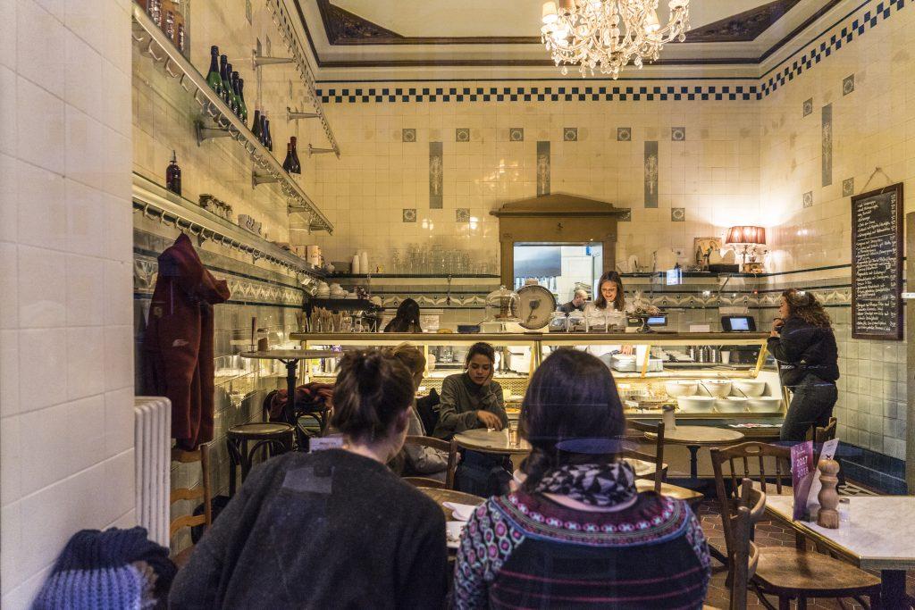 Schmitz Salon COLONIA – DOVE MANGIARE