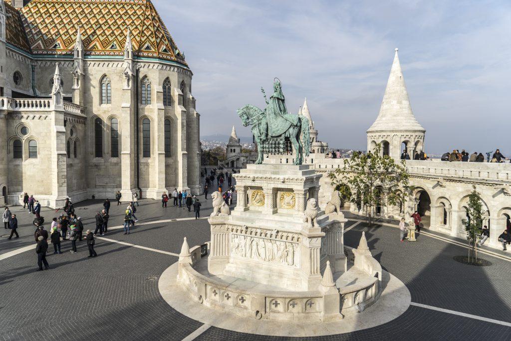 Ruberry BUDAPEST – I BASTIONI DEI PESCATORI