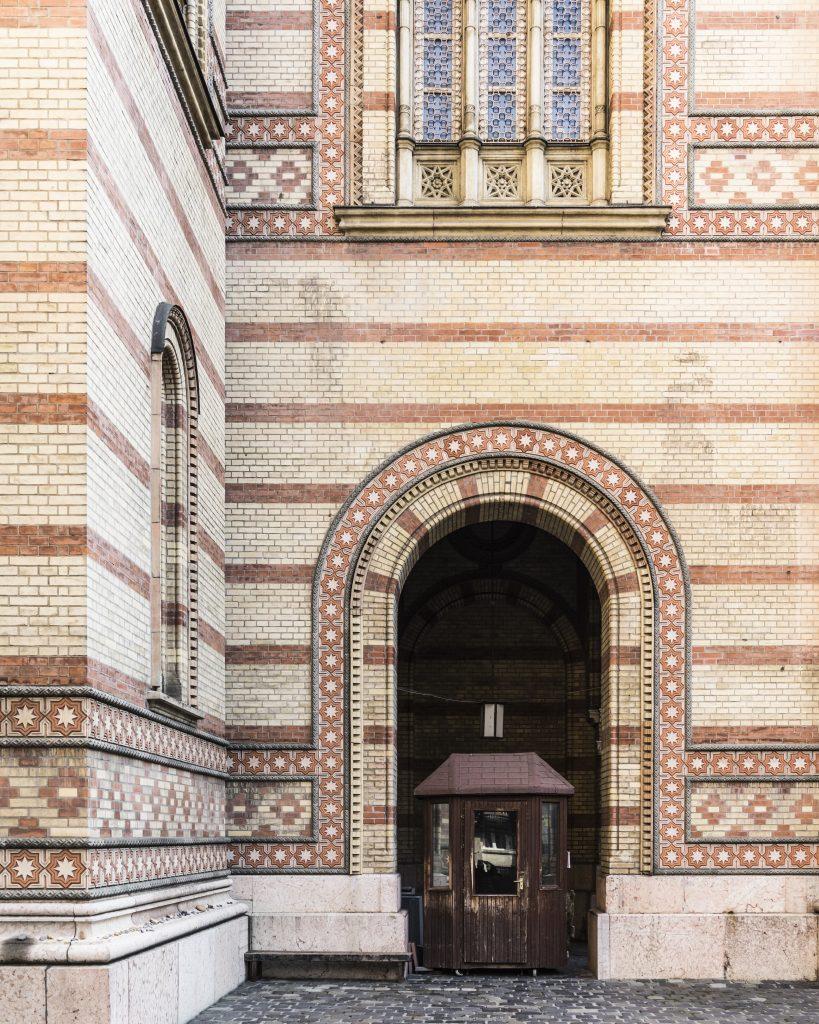 BUDAPEST – LA PIÙ GRANDE SINAGOGA DI EUROPA Ruberry