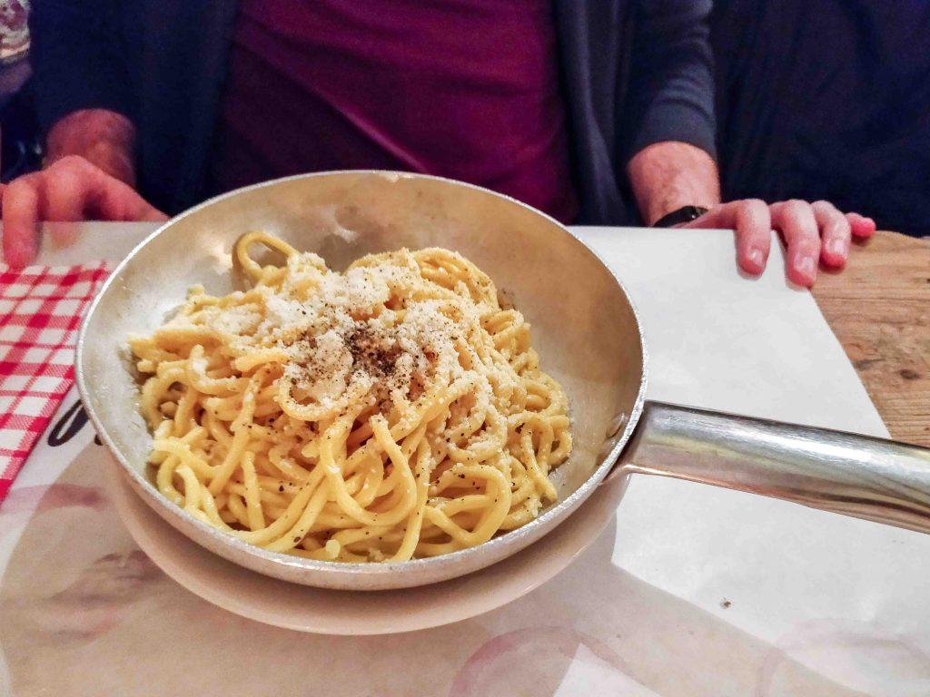 Ruberry DOVE MANGIARE A ROMA – TONNARELLO
