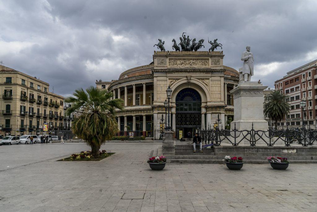 Ruberry PALERMO – LA PALERMO OTTOCENTESCA DEL LIBERTY Teatro Politeama