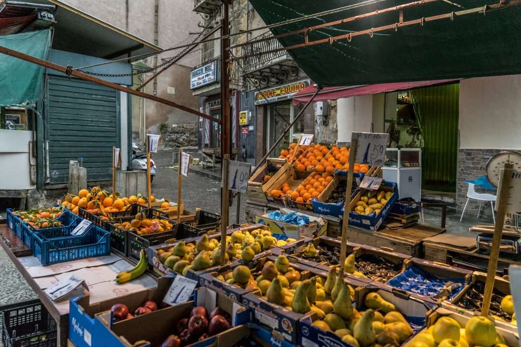PALERMO – I SUOI MERCATI STORICI