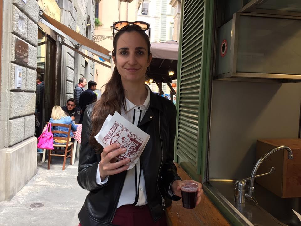 DOVE MANGIARE Firenze TRIPPAIO DEL PORCELLINO E GLI ALTRI