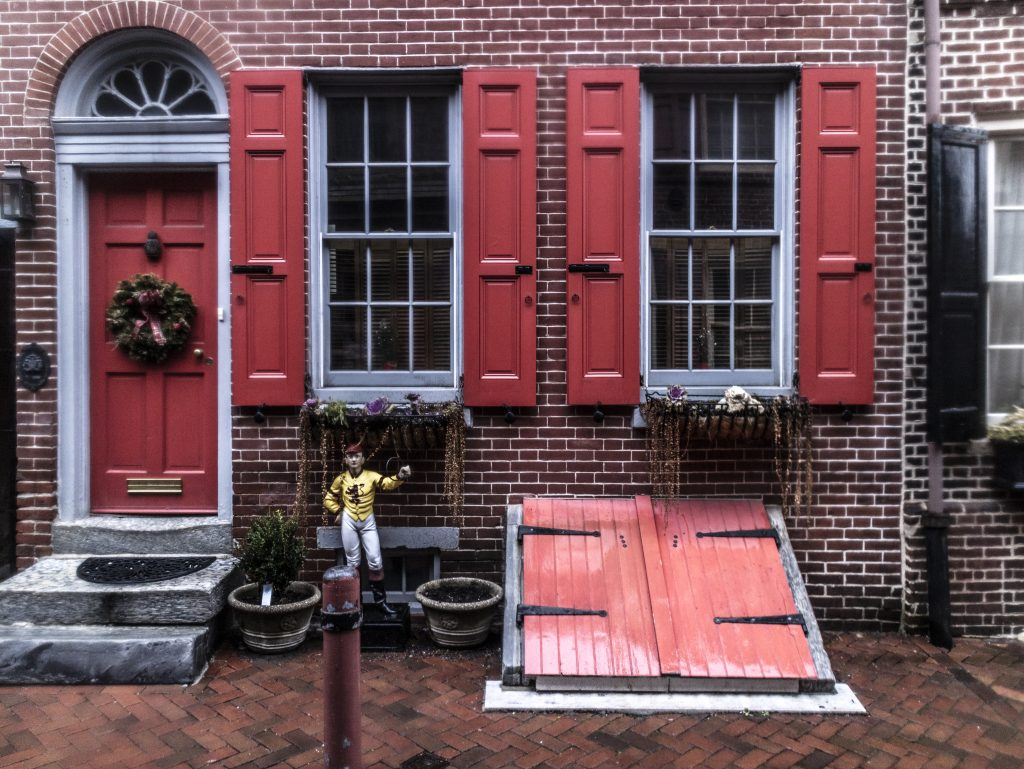 UN WEEK-END A PHILADELPHIA – ELFRETH'S ALLEY
